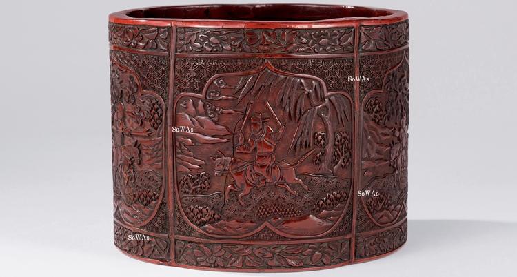 中国骨董品の文房具