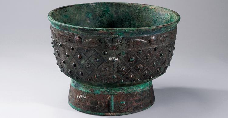 中国骨董品の青銅器