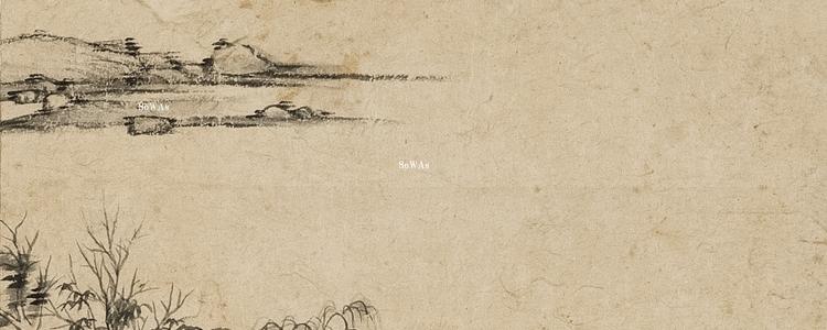 萬壽祺(万寿祺)の作品