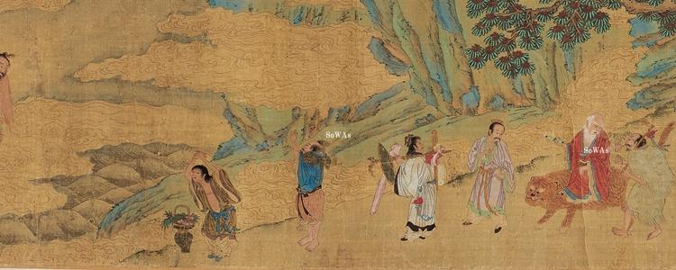 陳琳の書画作品