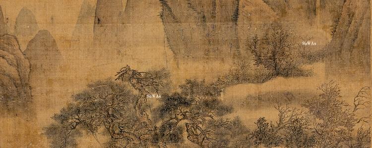 唐寅(とういん)の書画作品