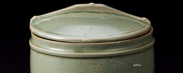 中国骨董品:越州窯・越磁