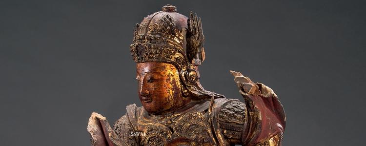 中国骨董品の彫刻