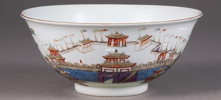 中国骨董品:道光官窯