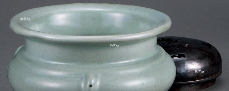 中国骨董品の青磁
