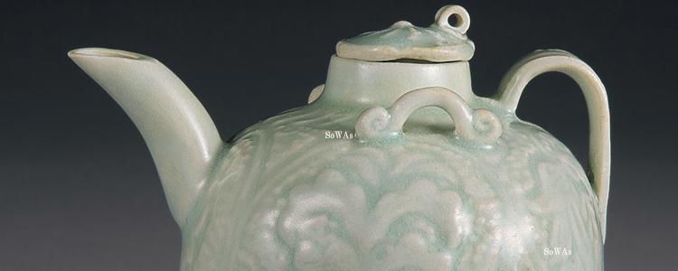 中国骨董品の水注